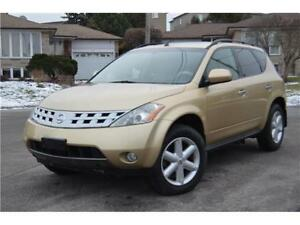 2004 Nissan Murano SE •• Certified/E-test •• Accident Free