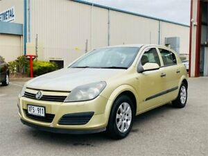 2005 Holden Astra AH MY05 CD Gold 4 Speed Automatic Hatchback Mawson Lakes Salisbury Area Preview