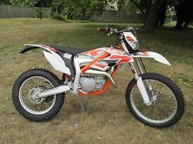KTM FREERIDE 250 R 2017 ENDURO TRAIL MOTORCYCLE