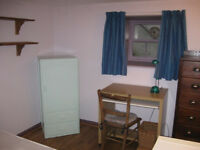 Double room for single occupant, Morningside, in private house, own facilities. Not flatshare.