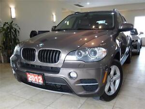 2012 BMW X5 xDrive35i 7Passenger HeadsUp Technology PKG