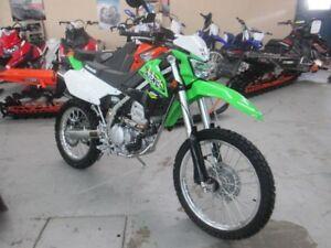 Kawasaki KLX250 DOUBLE USAGE 2018