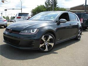 2015 Volkswagen Golf GTI/NAV/BACK UP CAM/BAD CREDIT OK! $175 B/W