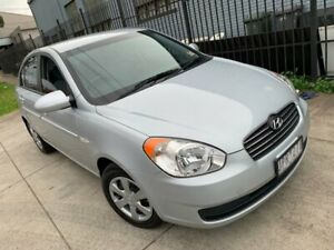 2007 Hyundai Accent Sedan Low Kms Rego Rwc Campbellfield Hume Area Preview