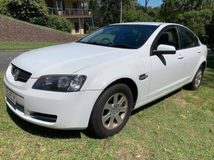 2008 Holden Commodore Omega 4 Sp Automatic 4d Sedan Elanora Gold Coast South Preview