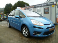 2008 CITROEN PICASSO -C4-SEMI AUTO-FREE 6 MONTHS WARRANTY-FINANCE AVAILABLE