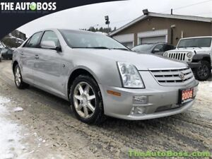 2006 Cadillac STS CERTIFIED! AWD! LEATHER! ROOF! ACCIDENT FREE!
