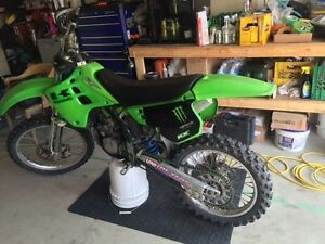 Kx 125  very good condition