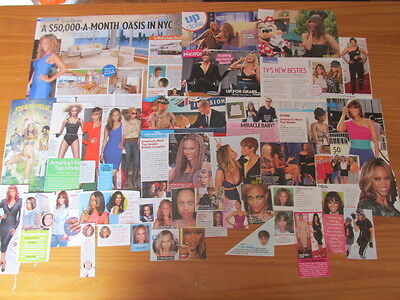 Tyra Banks Clippings
