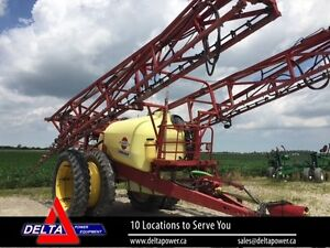 2005 Hardi Commander Plus 1200 Pull Type Sprayer
