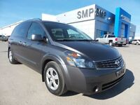 2009 Nissan Quest S power seat, DVD player, PST paid. SMP