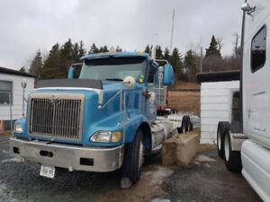 2005 INTERNATIONAL 9400 - HEAVY FLOAT TRACTOR