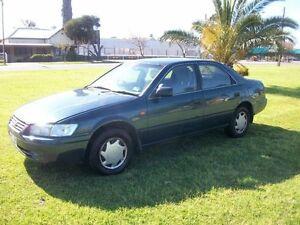 1997 Toyota Camry SDV10 CSi 4 Speed Automatic Sedan Alberton Port Adelaide Area Preview