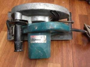 MAKITA 5900B CIRCULAR SAW 235MM WITH A BLADE -  MADE IN JAPAN Chippendale Inner Sydney Preview
