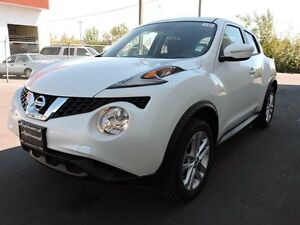 2016 Nissan Juke SV 4dr All-wheel Drive