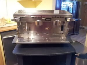 Rancilio Classe 8 Tall Espresso Machine and Water Filtration Sys