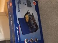 BRAND NEW CAMPINGAZ CHEF CAMP STOVE - BOXED AS NEW