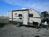 2016 FOREST RIVER CHEROKEE LIMITED 16 BHS! ONLY 3000 LBS!$14995!