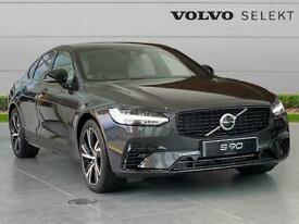 image for 2021 Volvo S90 2.0 T8 Recharge Phev R Design 4Dr Awd Auto Saloon Hybrid Automati