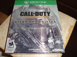 XBOX ONE CALL OF DUTY ADVANCED WARFARE ATLAS PRO LIMITED EDITION