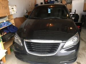 2011 Chrysler 200 priced to sell health issues