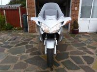 Honda ST1300 Pan European Motorcycle 2011