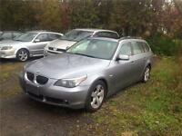 """2006 BMW 530 """"Xi"""" PREMIUM-ONE OWNER-ONLY 72,000 KM-RARE!"""