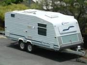 Compass Limited Edition Caravan Semi Off-Road 19ft 6ins Aroona Caloundra Area Preview