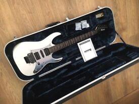 Ibanez RG2550z guitar w/original hard case