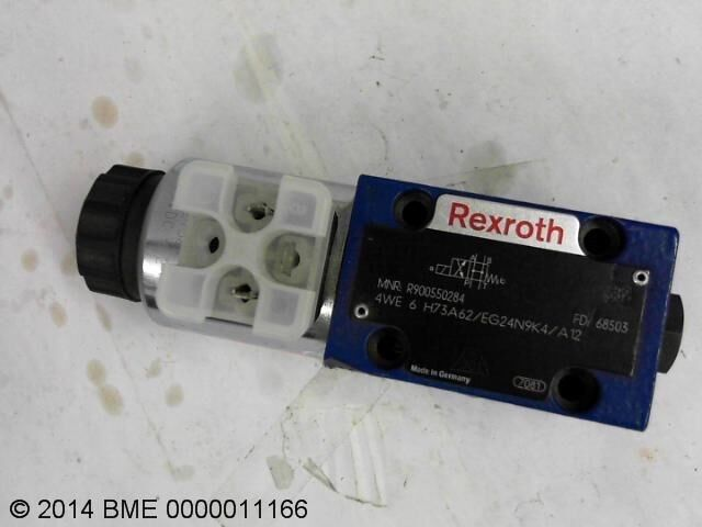 Rexroth  Solenoid Valve, R900550284