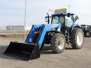 2014 NH T7.200 - Powershift, PTO, Loader, Dlx Cab, 0%-12 Months