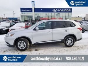 2018 Mitsubishi Outlander ES/AWD/BACUP CAM/HEATED SEATS/BLUETOOT