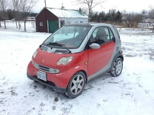 2005 Smart Fortwo Coupe As Is