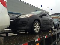 2010 Mazda Mazda3 GX-FULL-5 VITESSES - MAGS