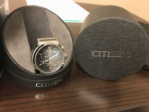 CITIZEN ECO-DRIVE PROXIMITY SMART WATCH . (Solar)