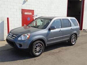 2006 Honda CR-V EX-L AWD ~ 207,000KMS ~ Leather ~ $6999