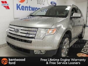 2008 Ford Edge Limited AWD with sunroof, power liftgate, power h