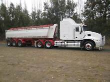 MACK VISION PRIME MOVER AND SEMI TIPPER TRAILER COMBO Pickering Brook Kalamunda Area Preview