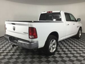 2014 Ram 1500 SLT w/REMOTE START, 20 INCH WHEELS, PWR SLIDING RE