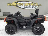 2019 Can-Am Outlander MAX XT 850 Edmundston New Brunswick Preview