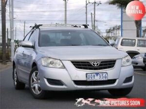 2007 Toyota Aurion GSV40R AT-X Silver 6 Speed Sports Automatic Sedan Cheltenham Kingston Area Preview