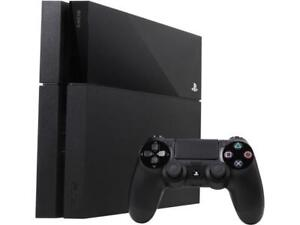 Selling 500 GB PS4