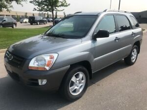 2007 KIA SPORTAGE|SUV|4 CYLINDER|GAS EFFICIENT|ECONOMICAL