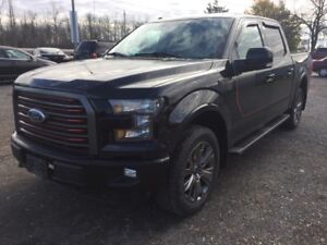 "2016 Ford F-150 Lariat Lariat Sport appearance pkg! Navi, 20"" wh"