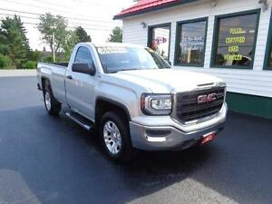 2016 GMC Sierra 1500 4x4 8FT Box only $226 bi-weekly all in!