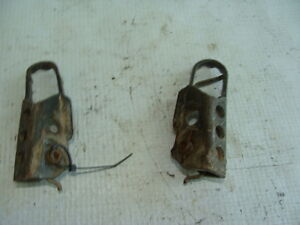 1991-YAMAHA-WR250ZB-OEM-FOOTPEGS-2-PAIR-NO-RESERVE