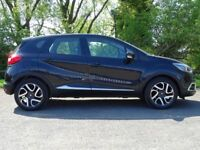 RENAULT CAPTUR 0.9 DYNAMIQUE MEDIANAV ENERGY TCE S/S 5d (black) 2013