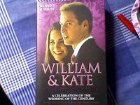 WILLIAM & KATE - THE LOVE STORY - NEW/UNREAD - ROYAL/MONARCHY BOOK