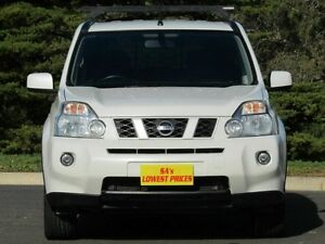 2009 Nissan X-Trail T31 TS White 6 Speed Manual Wagon Strathalbyn Alexandrina Area Preview