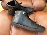 Louis Vuitton Line Up Sneaker Boot High-Top #444560 - Size 7